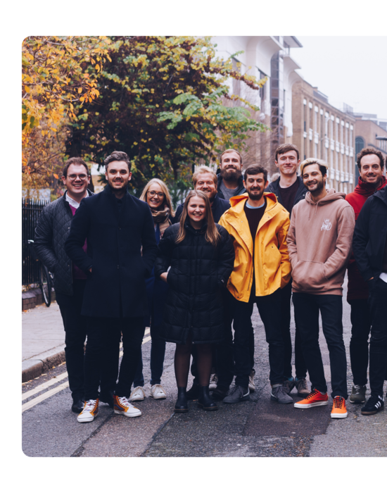 We've built a diverse team with one thing in common - we want to improve the working lives of people. Unlike traditional market players, we bring a employee-centred approach and fresh ideas to the space.   This has led to a platform built with the employee's experience at the heart of our design.